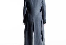 mens coat: dostoyevsky