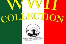 WWII COLLECTION / http://www.roninfilmproduction.com/1/wwii_collection_trailers_2389759.html