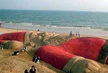 Beachy Art