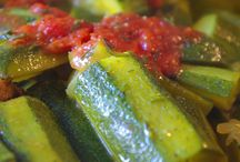 VIANDE COURGETTES THYM