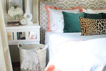 A: Bedroom ideas / by Aislinn Bowles