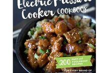 Venison stew pressure cooker