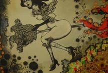 Paintings-'Si zbor in jurul tau'