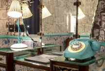 elegance hotels / Tres Tintas Barcelona collections at elegance hotels #contractproject #hotels #interiorsdesign #design #paris @trestintasbcn