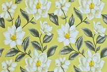 A Painters Garden Fabrics Sanderson-UK / Shop Designer Fabrics and Wallpapers at source4interiors.com call or email us at 818-988-9732 or email sales@source4interiors.com