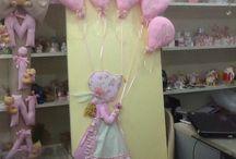 Balonlu kapı panosu