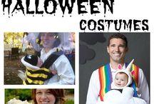Hallo-Wearing Costumes / Babywearing Halloween costumes
