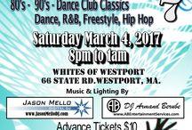 DJ Events & Wedding Shows
