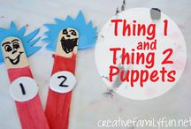 Dr. Seuss Fun / Collection of ideas to use for a Dr. Seuss unit #elementary #education