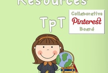 FREE Grammar Resources TpT / A collaborative Pinterest board for free Grammar resources from Teachers Pay Teachers.  *** Pinners, please be sure ypur freebie is strictly grammar related. This board is closed to new collaborators. Emma - Clever Classroom