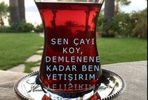 Çay lav you / Çayım benim