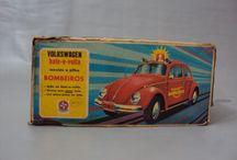 Antigo Brinquedos