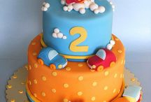 cakes for kids / by Cristina Meireles