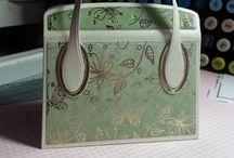 Tonic Studios Kensington Hand Bag / Kensington Hand Bag – Gift Box Die Set – 763E