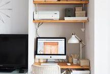 escritorios pequeños espacios