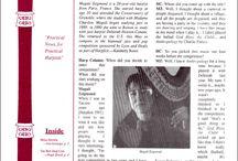 Harp Column magazine issues