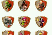Clash of clans B-day