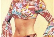 moda anos 70 / moda