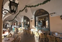 Bar Caffé Rossi / Continental breakfast. Sandwiches. Cocktails. Tea room.