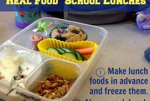Real food on the go: school lunch tips and more!