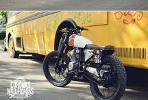 moto pour mes voyage