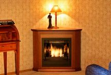 fireplace & mantelpiece