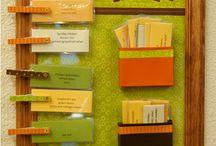 menu organisation