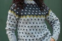 Sweater - tjukke.