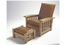 Arts and Crafts Furniture / Hand-crafted Arts and Crafts/ Mission Furniture with a hand-rubbed oil finish