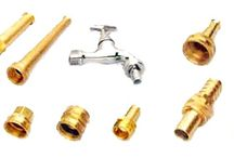 SANITARY PARTS /  We Manufacture, Export and supply High Precision Components all over INDIA, Europe, Middle-east, and Asian Countries. Our unit is located at Jamnagar (Gujarat), connected with all four logistics zones Sea, Airways, Railways and Roadways. We also specialize in manufacturing custom components as per custom specification and requirements. For any of your requirements go through our wide product range and send us your drawing if the same matches in respect to your product range.