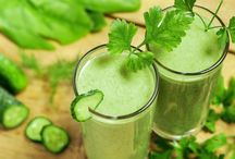 Smoothies & vegetarian dishes