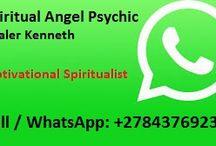 Psychic love Healing, Call Healer / WhatsApp +27843769238