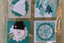 Stampin card candy/scrapbook embellishments