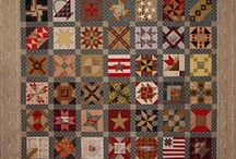 quilting / by Eden Loes