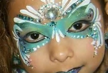 Face Painting Ideas / by Gina Aldrich