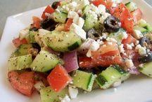 Salads / by Susan Stringham