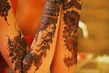 tattoo/henné