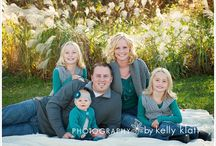 Family pose and props ideas