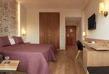 Interior design: hotels / by Mueble de España