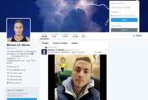 Twitter @mjdwarner - My Tweets