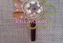 Diademas metal / Diademas realizadas a mano con diferentes materiales y combinaciones (metal, fieltro, lazos, cordón) ideales para combinar este otoño.