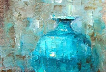 hessian and vessel painting