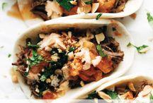 Tacos, Burritos, Quesadillas ... oh my!