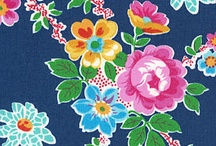 Fabric: jennifer paganelli