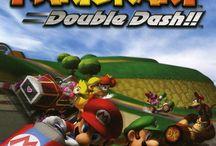 • VIDEO GAMES [GAMECUBE] | Mario Kart Double Dash