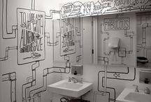 Wc / Ideetjes voor de wc van Diana