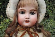 Dolls - Antique