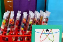 Science party / Party ideas