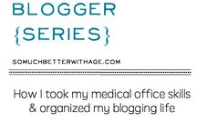 Blogging / by Laura Smith