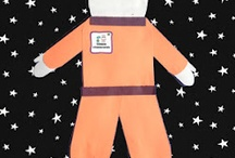 A Smorgasboard Of Space Ideas / If you teach about space, planets or the solar system,  this board is for you!  Featuring science experiments, books, lesson plans, activities and centers for space and planets